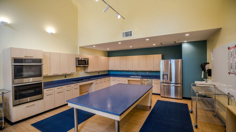 Beverly School for the Deaf Countertop